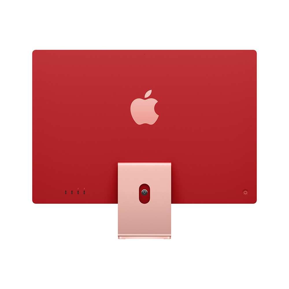 iMac 24. inç 4.5K M1 8C 8GB RAM 256GB SSD Pembe MGPM3TU/A