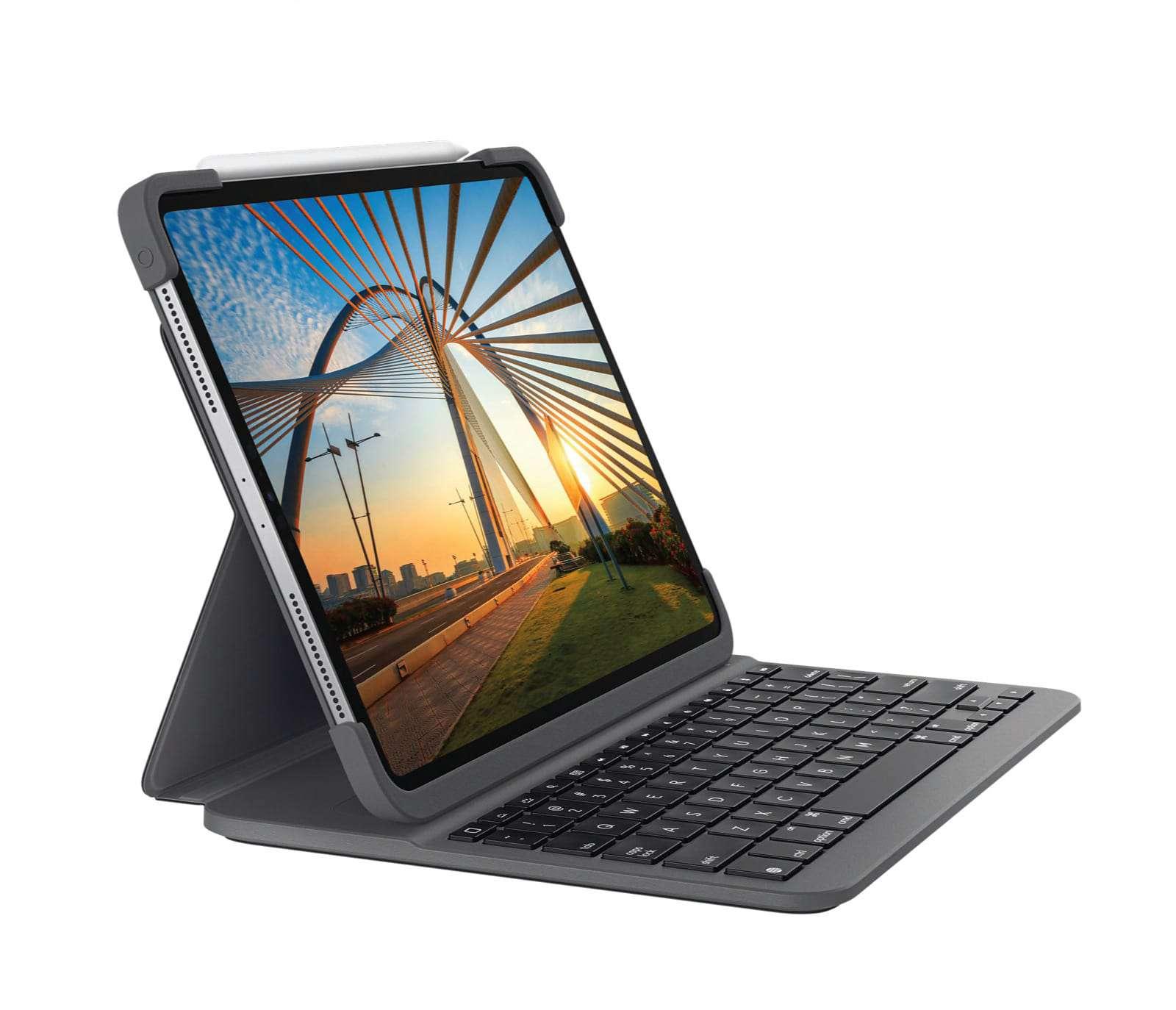 iPad Pro 11 için Logitech Slim Folio Pro Klavye 920-009690