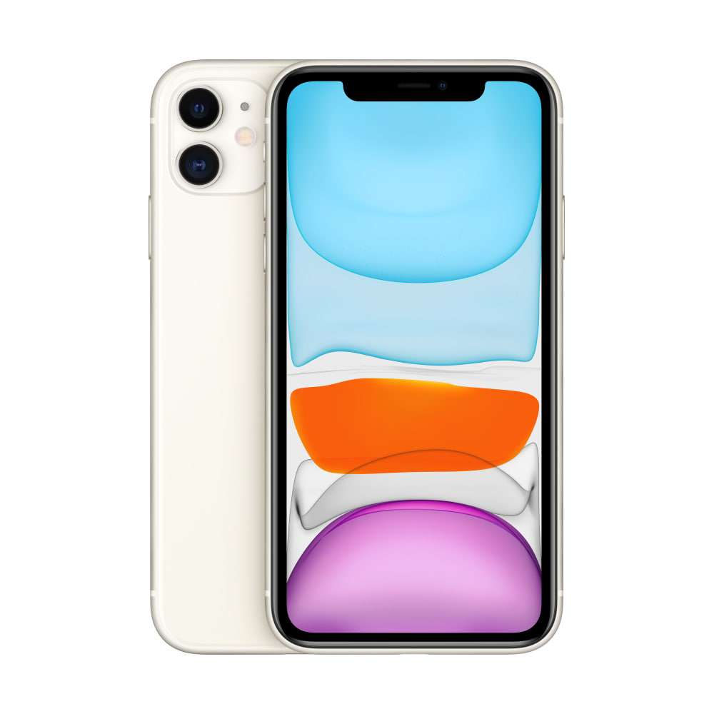 iPhone 11 128GB Beyaz MHDJ3TU/A