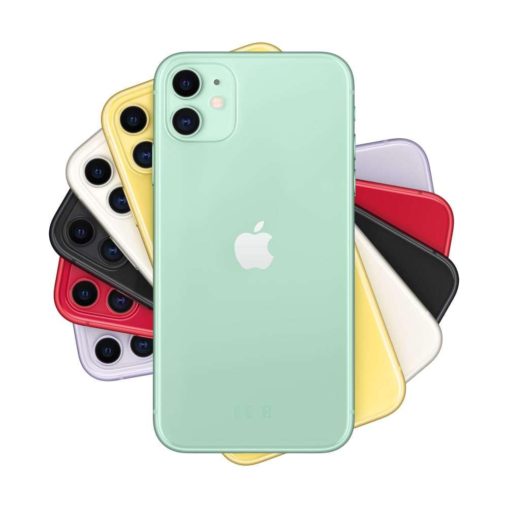 iPhone 11 256GB Yeşil MWMD2TU/A