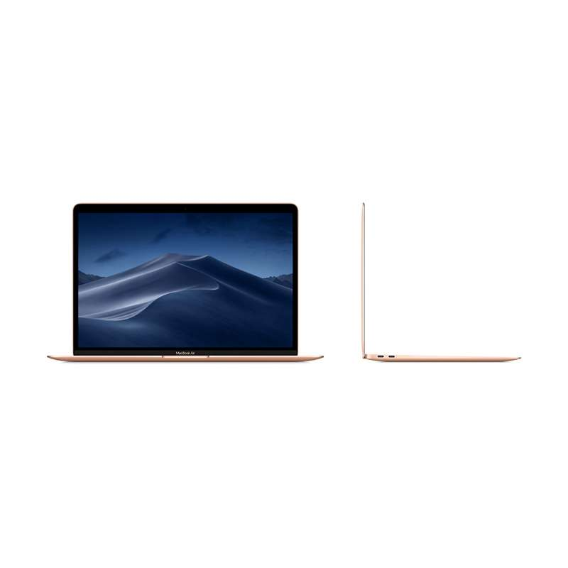 MacBook Air 13.3inc 1.6 GHz i5 8GB 256GB SSD Gold