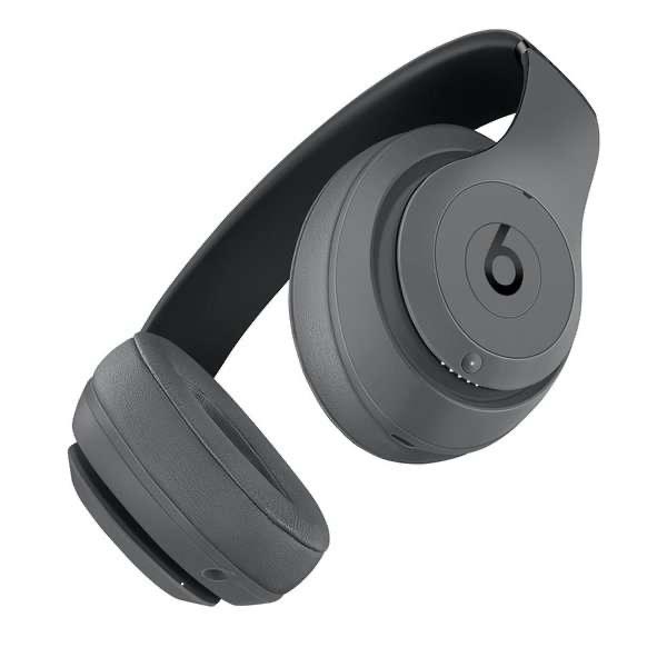 Beats Studio3 Kablosuz Kulaklık - Koyu Gri