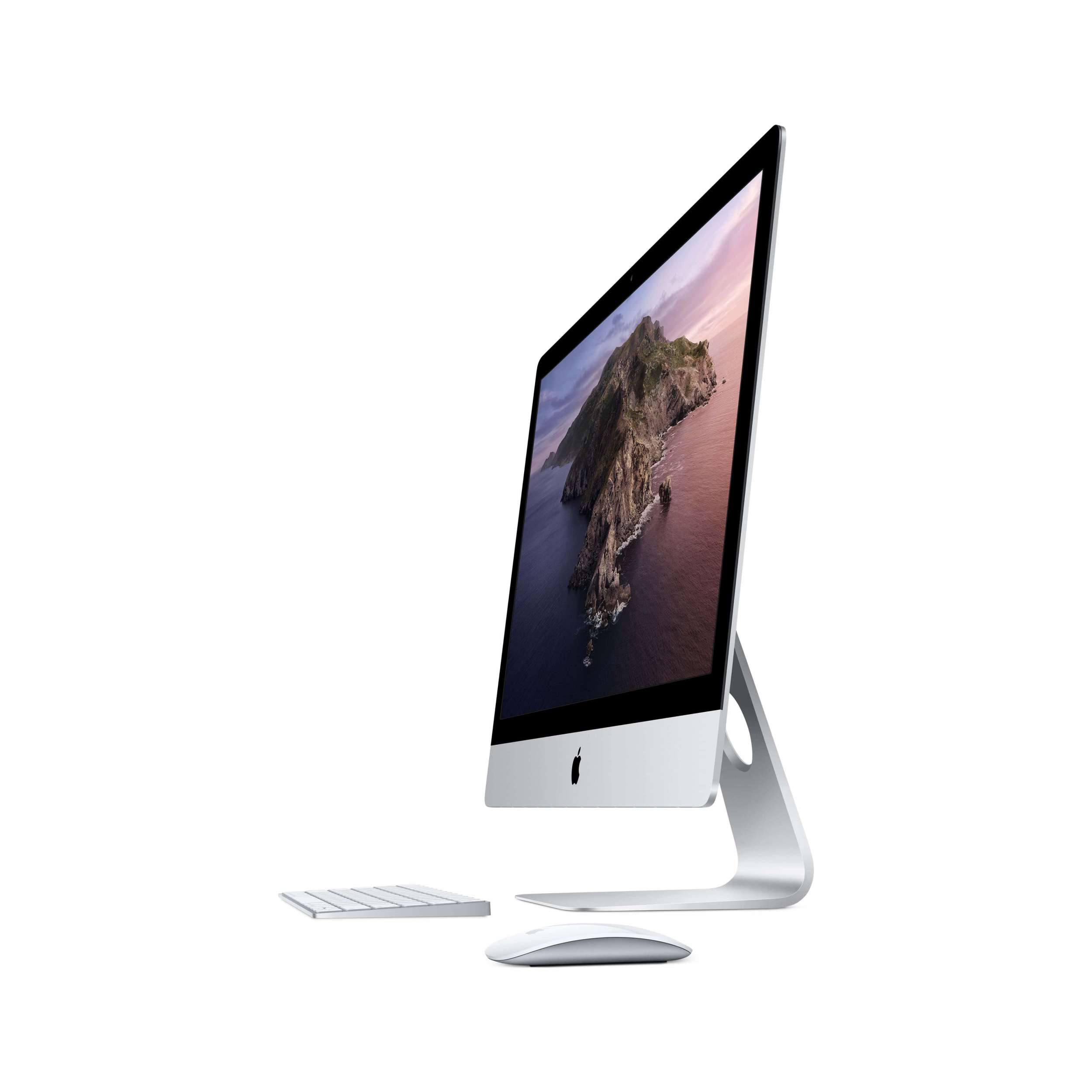 iMac 27 inç 5K 3.7GHz 6C i5 8GB RAM 2TB Fusion Drive 8GB Radeon Pro 580X MRR12TU/A