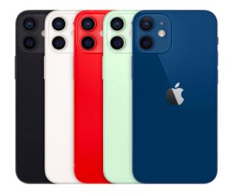 iPhone 12 mini 64GB Siyah MGDX3TU/A
