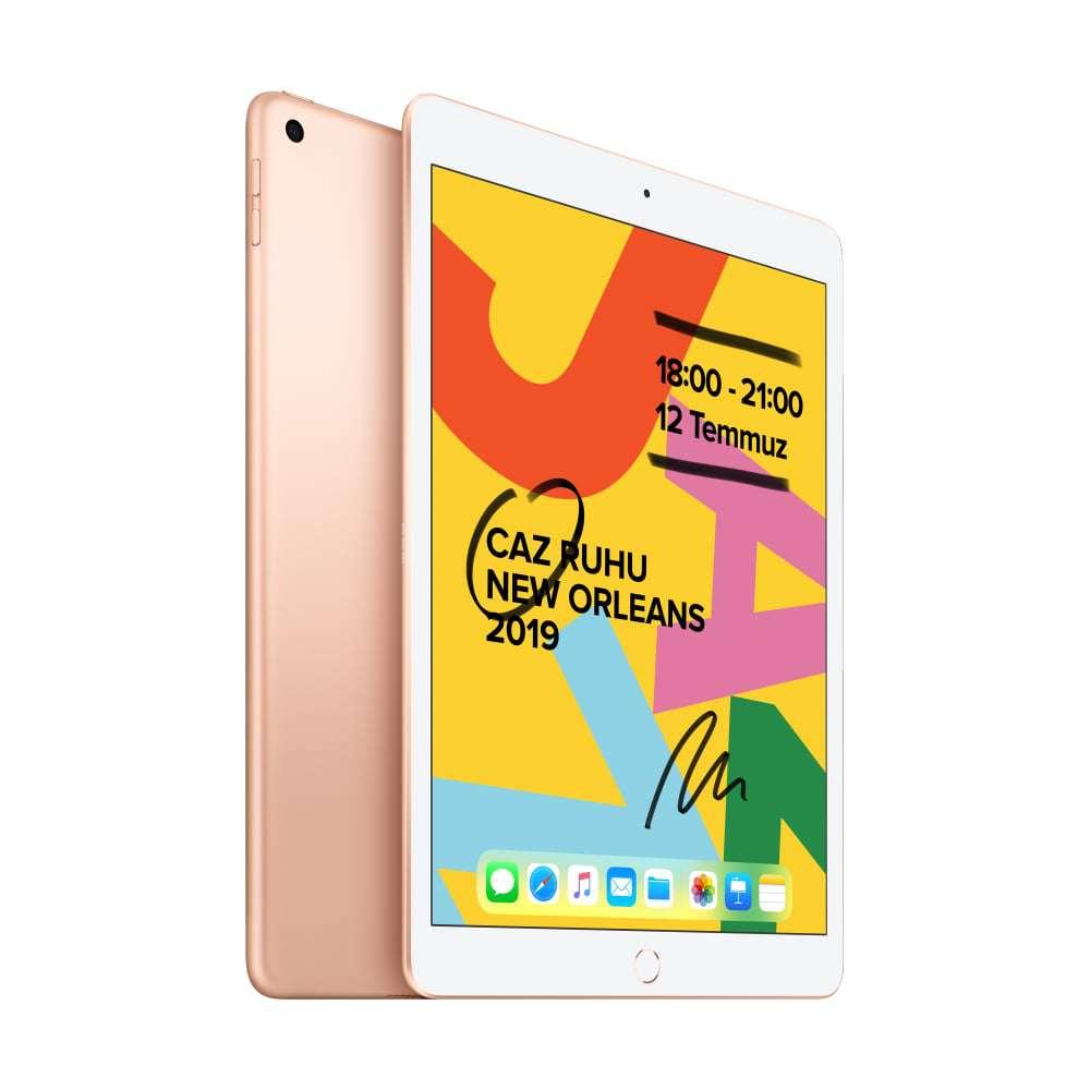 iPad 10.2 inç Wi-Fi  32GB Altın MW762TU/A
