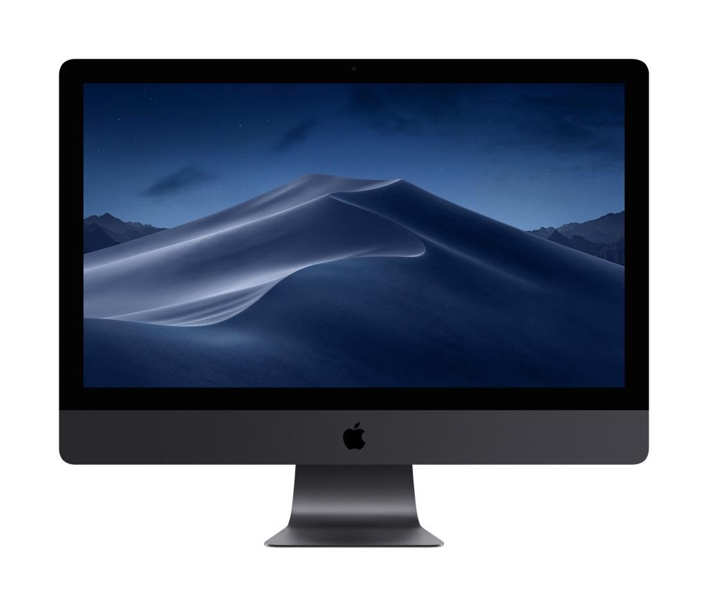 iMacPro 27 inç 5K 3.2GHzXeon8C 32GB 1TB 8G RP V56