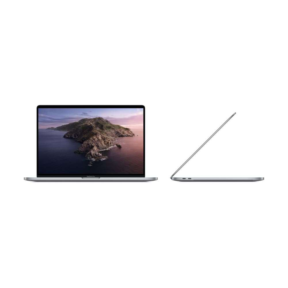 MacBook Pro 16 inç Touch Bar 2.4GHz 8C i9 64GB RAM 2TB SSD 8GB Radeon Pro 5500M Uzay Grisi