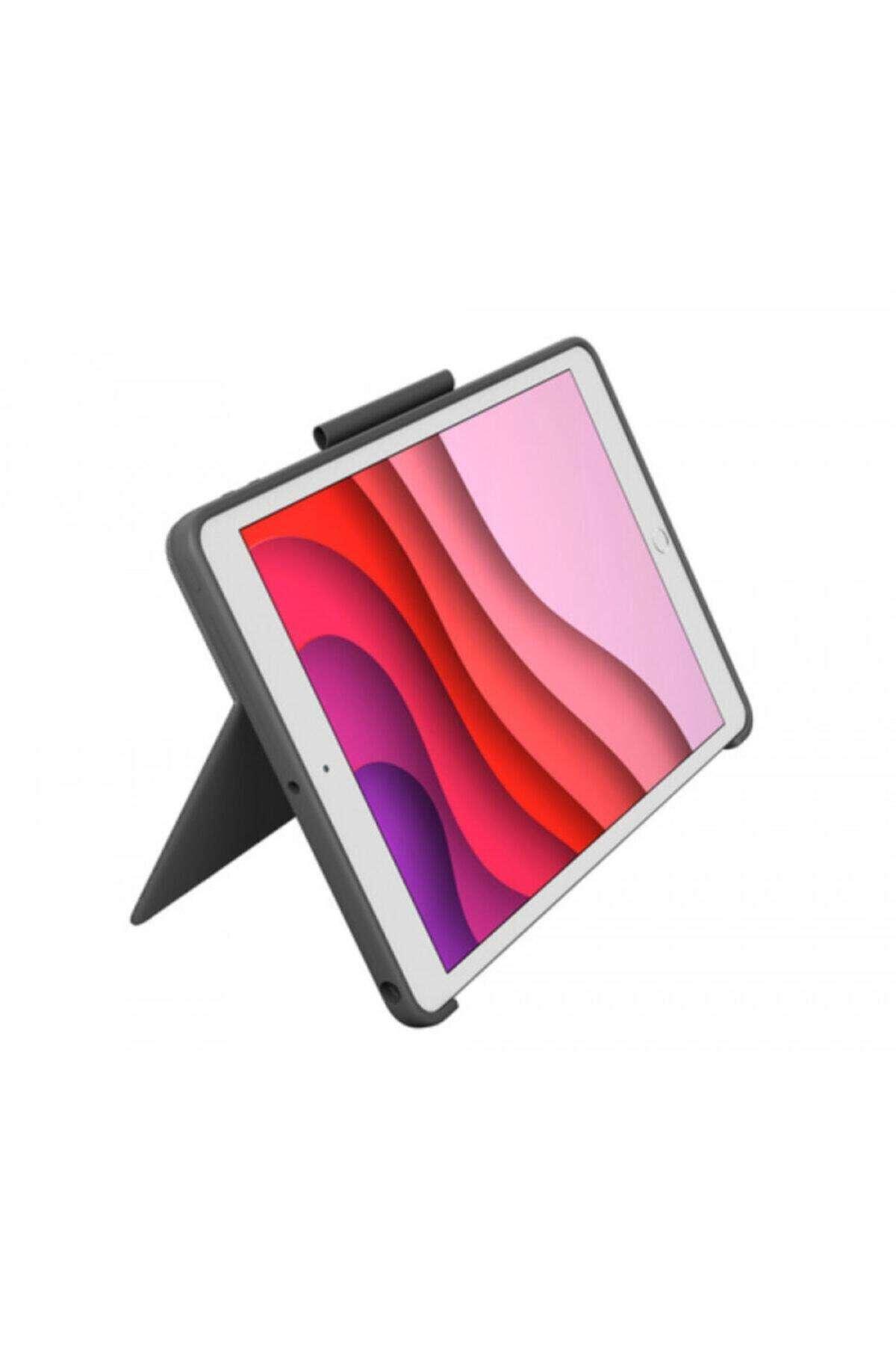 iPad 10.2 (7. nesil ve 8. nesil) için Logitech Combo Touch 920-009995