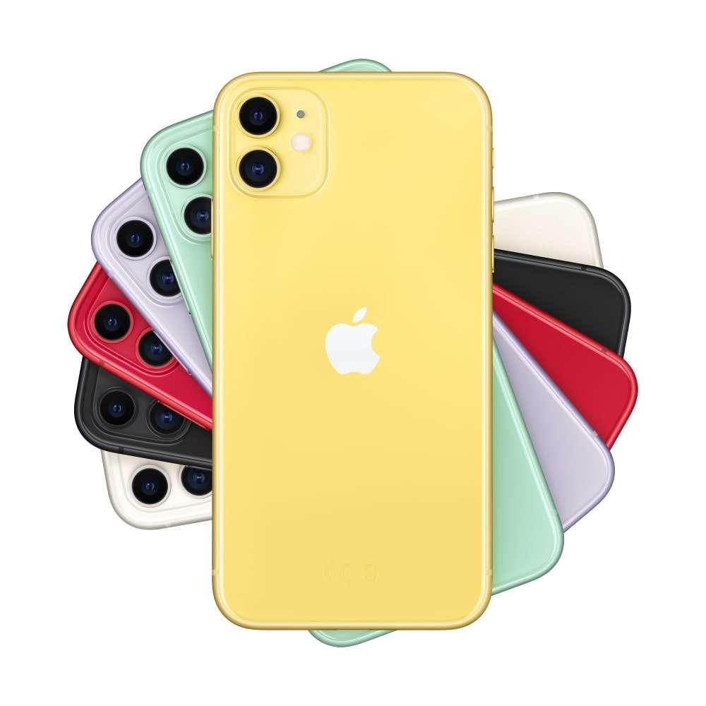 iPhone 11 64GB Sarı MWLW2TU/A