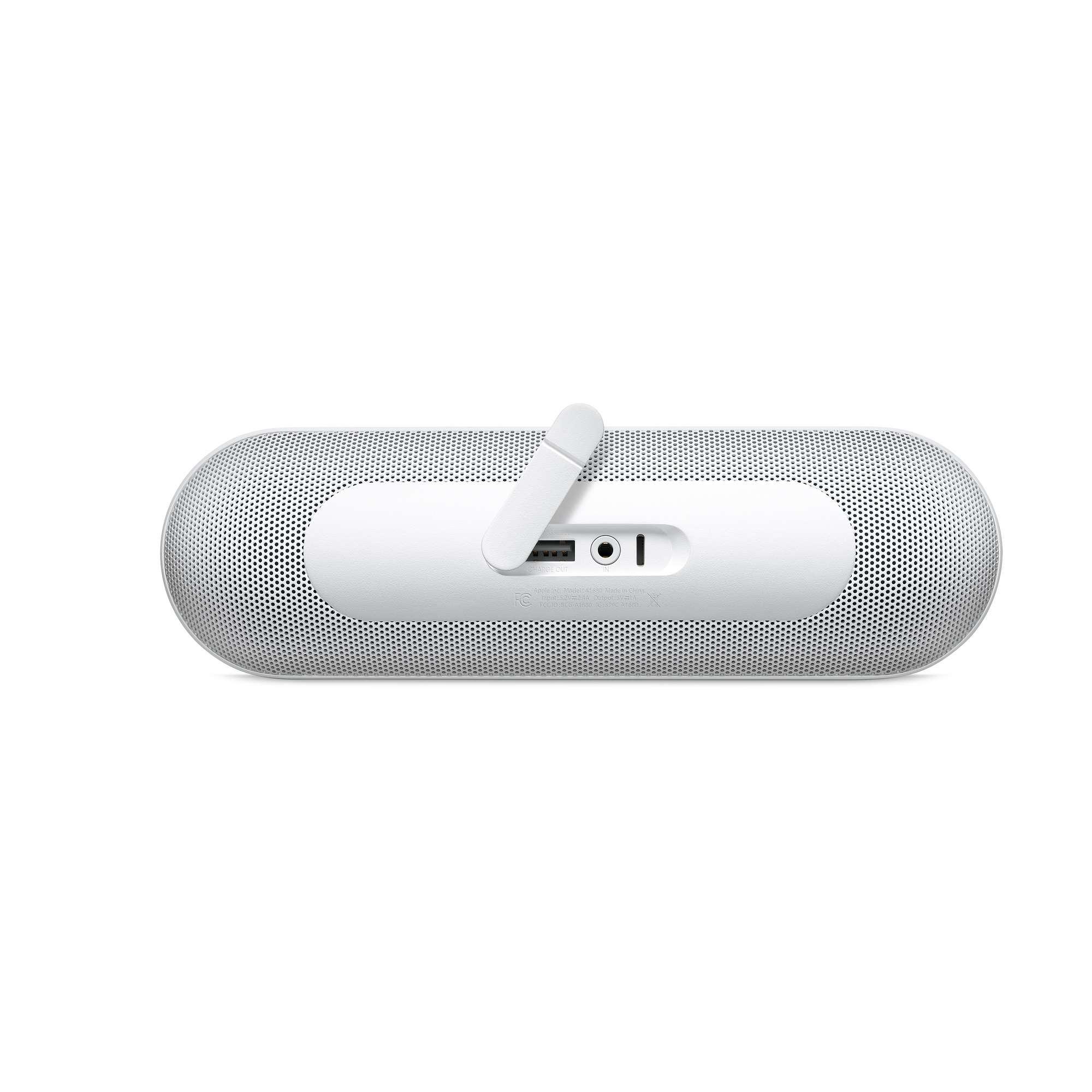 Beats Pill+ Taşınabilir Hoparlör Beyaz