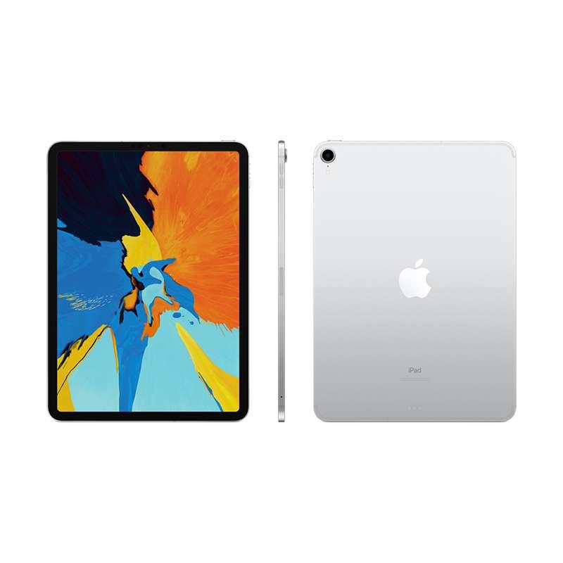 11-inch iPad Pro Wi-Fi + 4G 256GB - Silver