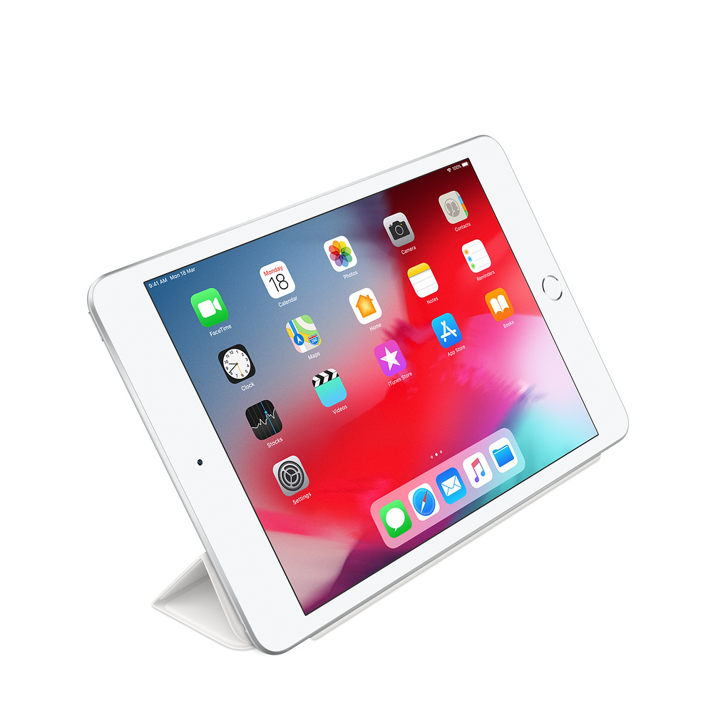 7.9 inç iPad Mini Smart Cover Kılıf - Beyaz