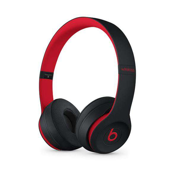 Beats Solo3 Kablosuz Kulaklık - Decade Kırmızı-Siyah