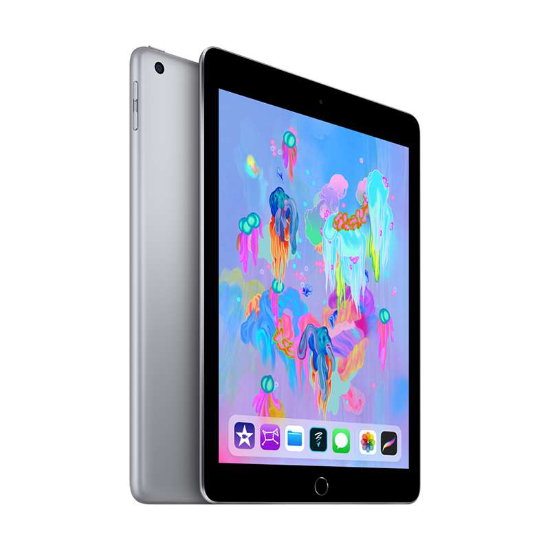 9.7-inch iPad Wi-Fi + 4G 128GB - Space Grey