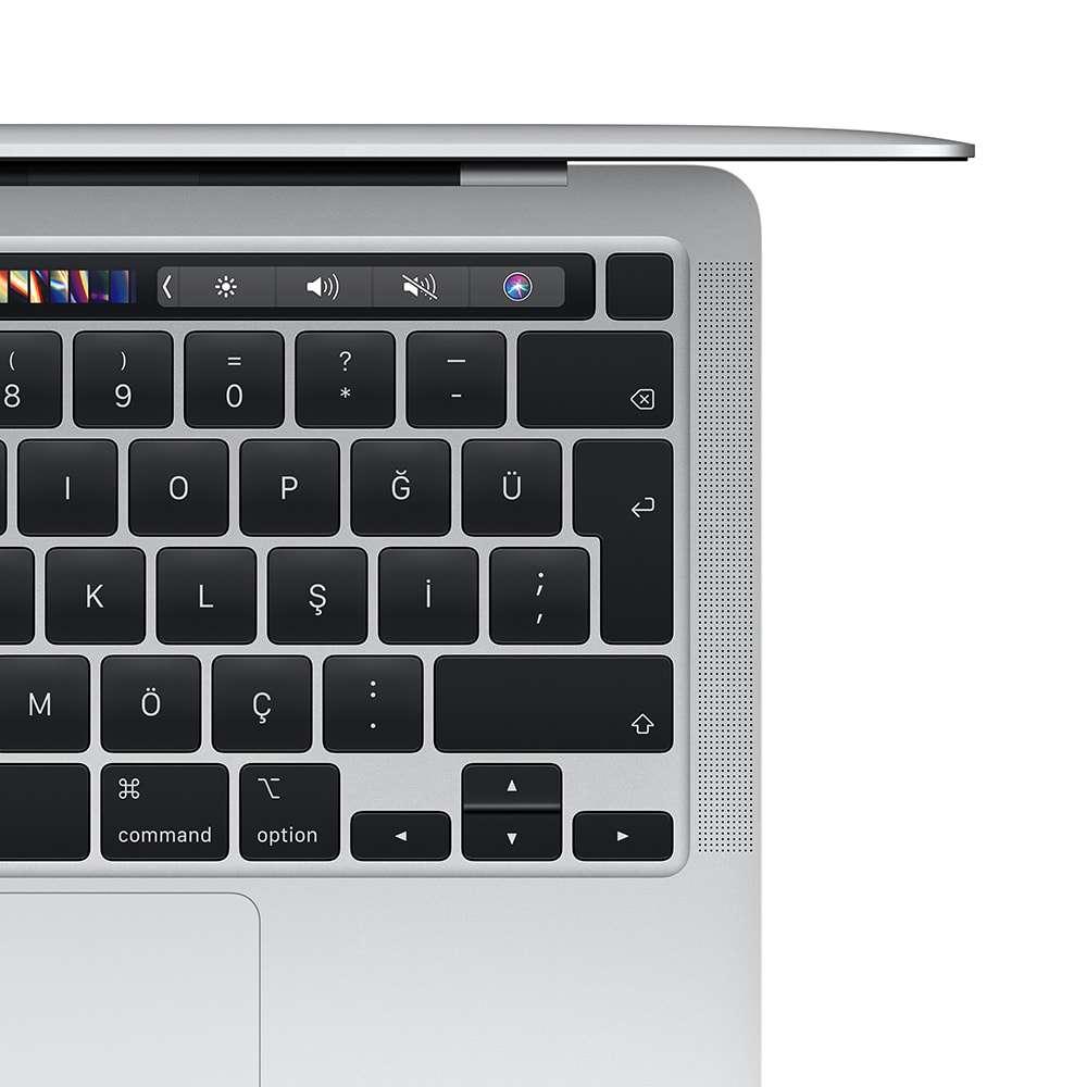 MacBook Pro 13.3 inç M1 8C 8GB RAM 1TB SSD Gümüş Z11F0007T