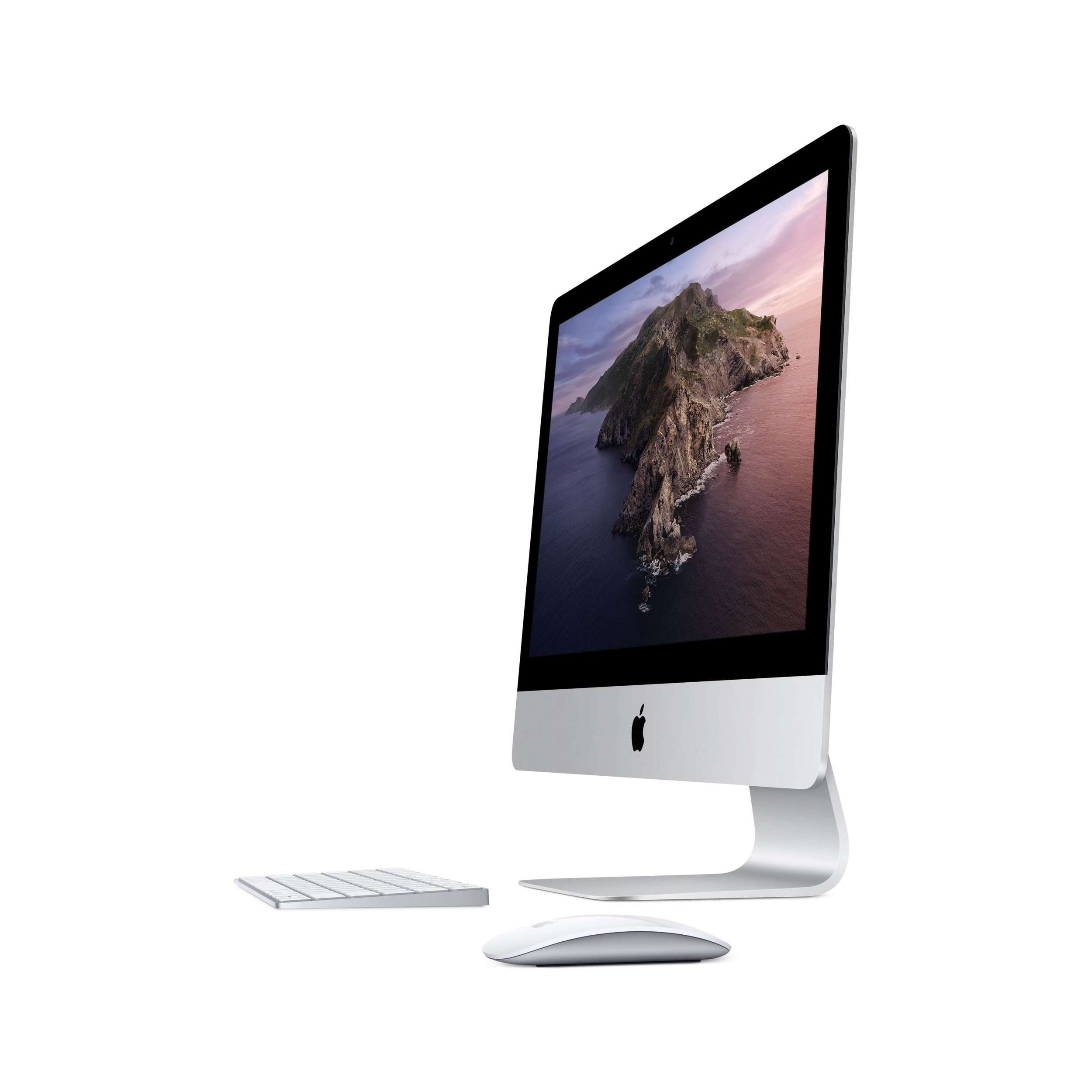 iMac 21.5 inç 4K 3.0GHz 6C i5 8GB RAM 1TB Fusion Drive 4GB Radeon Pro 560X MRT42TU/A
