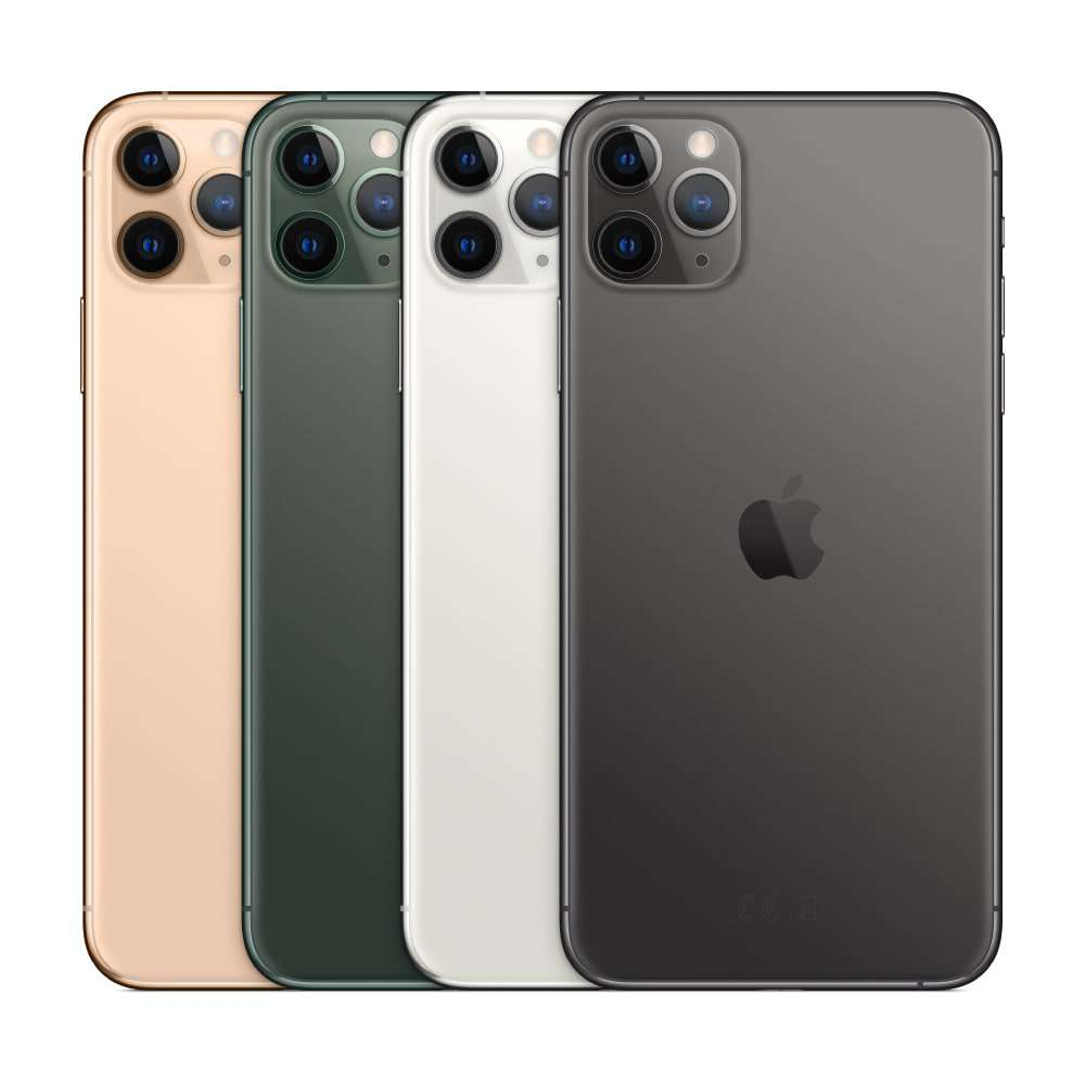 iPhone 11 Pro Max 512GB Gümüş MWHP2TU/A