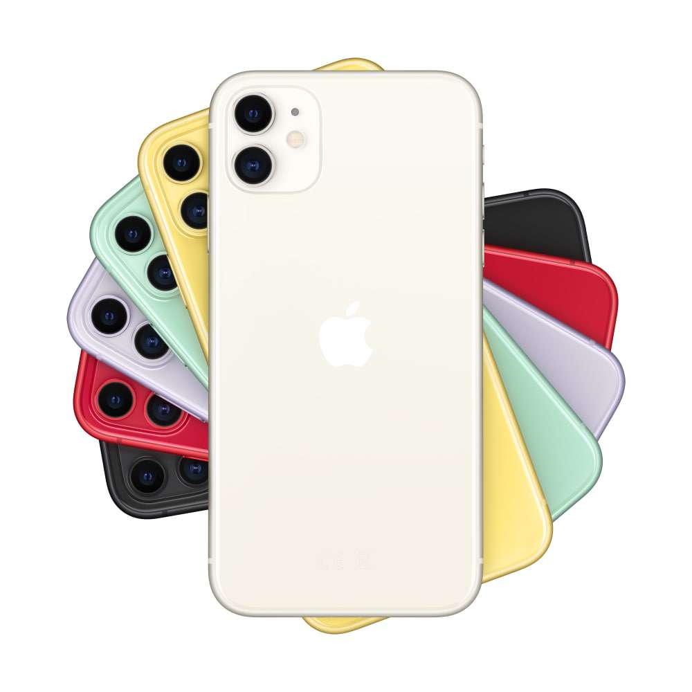 iPhone 11 256GB Beyaz MHDQ3TU/A