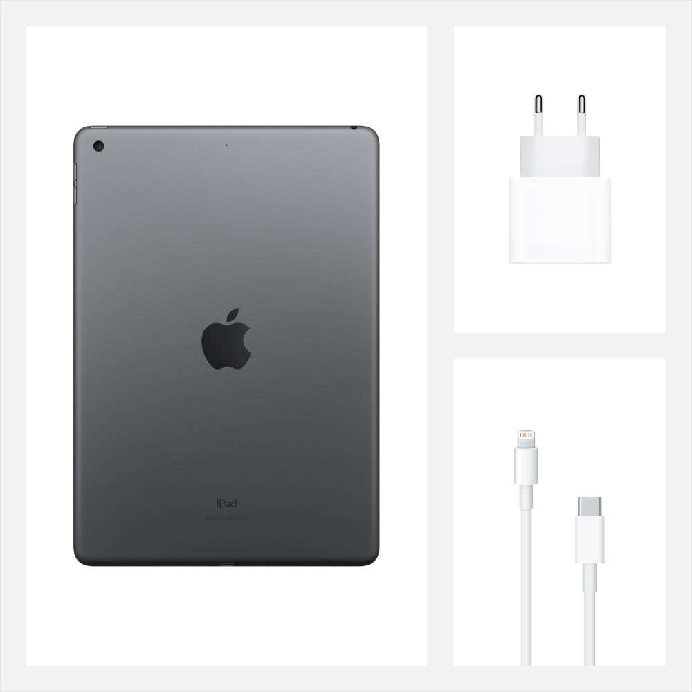iPad 10.2 inç Wi-Fi 32GB Uzay Grisi MYL92TU/A