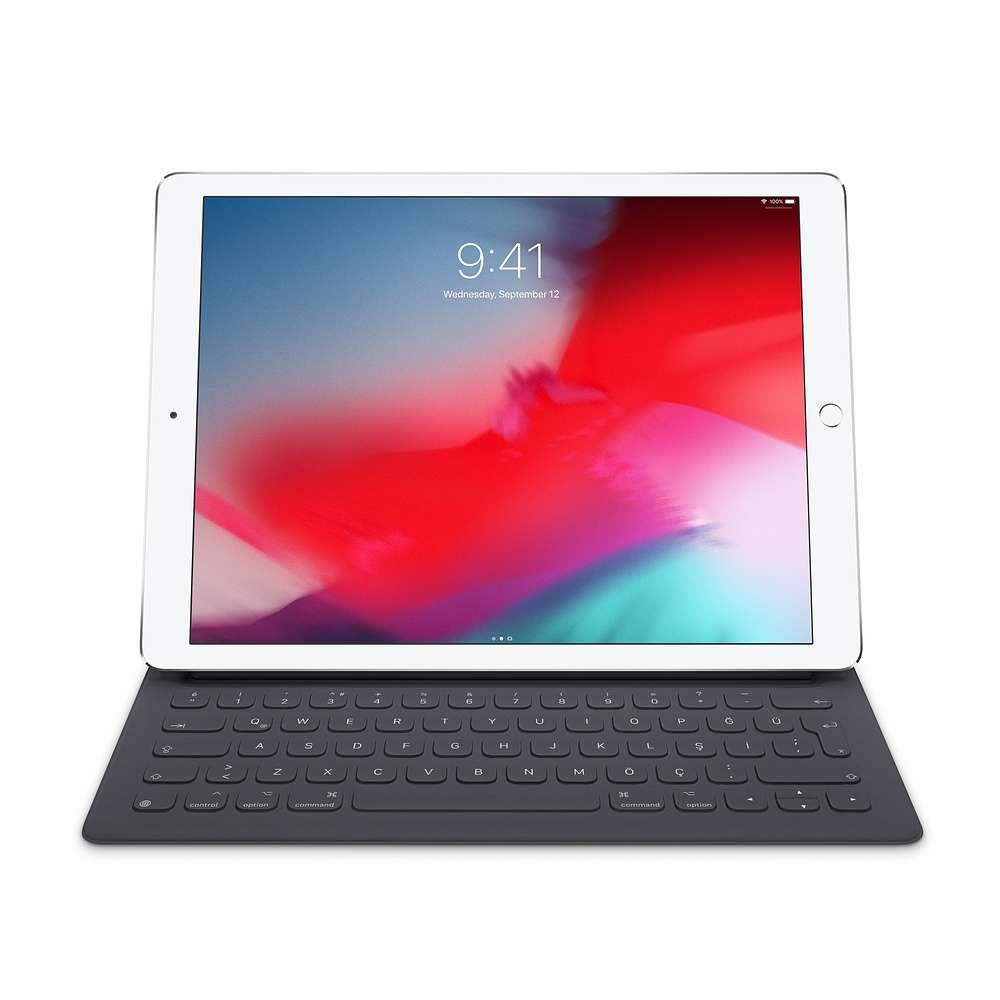 12.9 inç iPad Pro Smart Keyboard Türkçe Q Klavye
