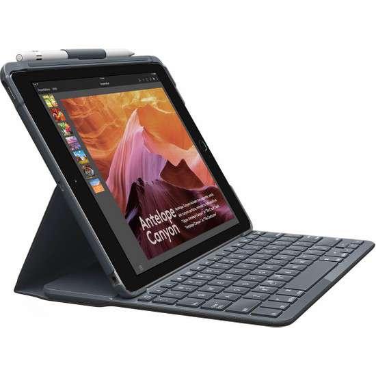iPad 9.7 için Logitech Slim Folio Klavye 920-009060
