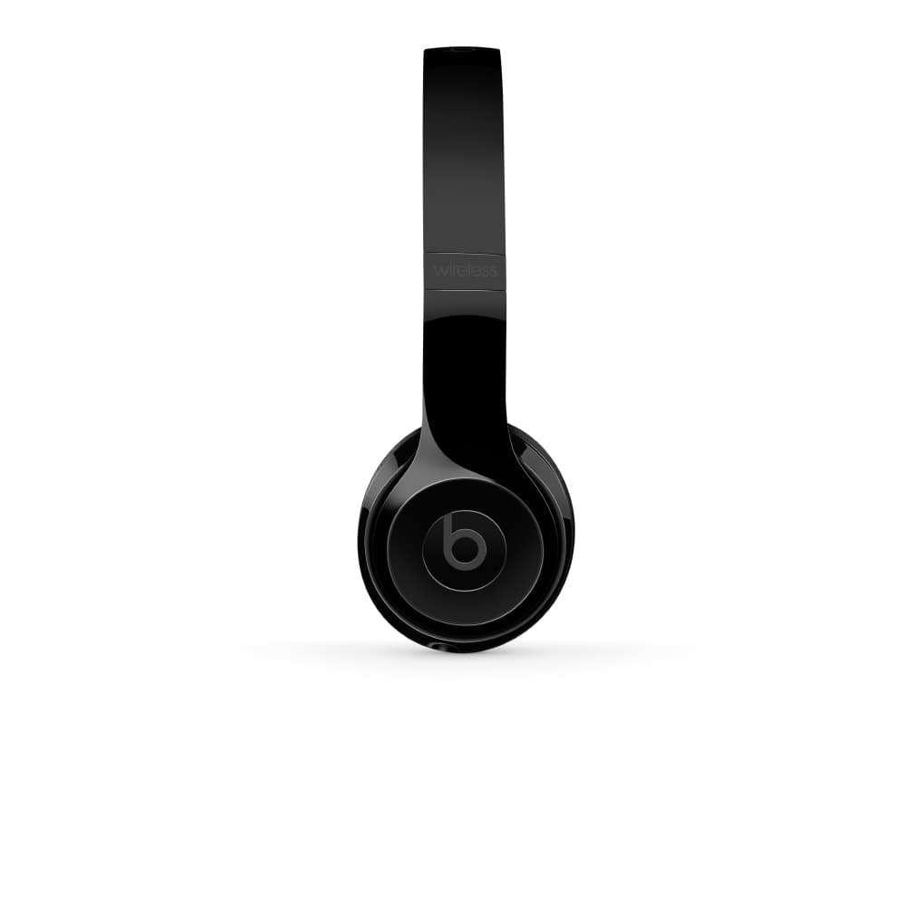 Beats Solo3 Kablosuz Kulak - Parlak Siyah