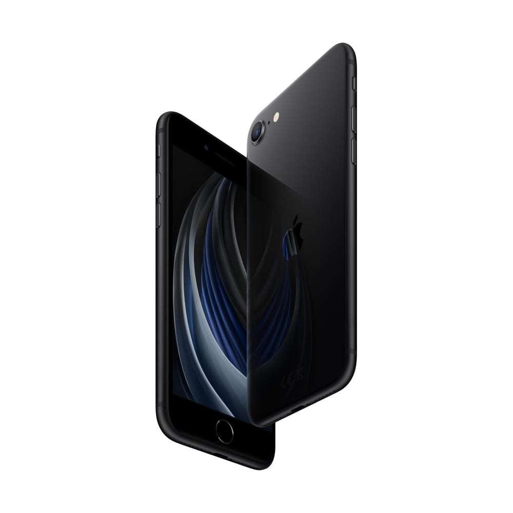 iPhone SE 256GB Siyah MHGW3TU/A