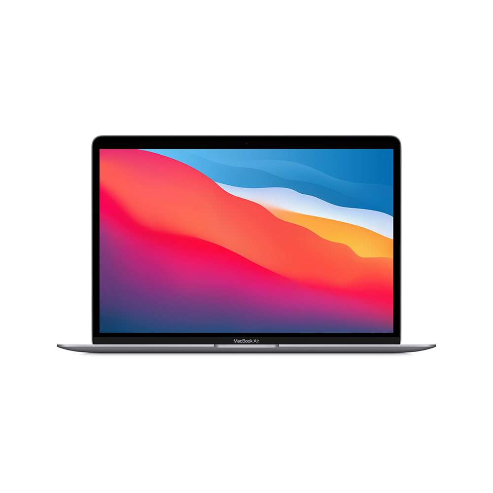 MacBook Air 13.3 inç M1 8C 8GB RAM 256GB SSD Uzay Grisi MGN63TU/A