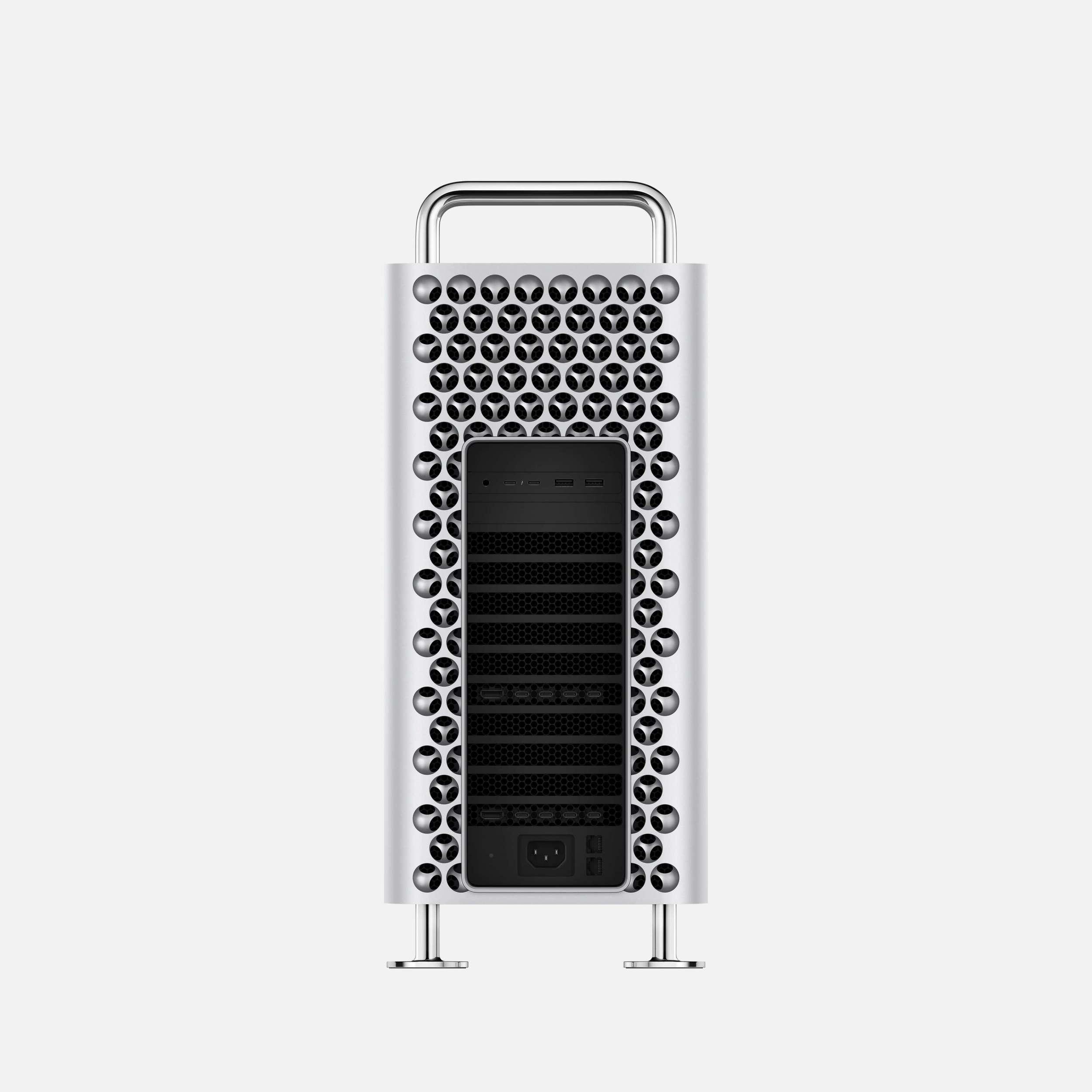 Mac Pro 3.5GHz 8C Xeon 32GB RAM 256GB SSD 8GB Radeon Pro 580X Z0W3