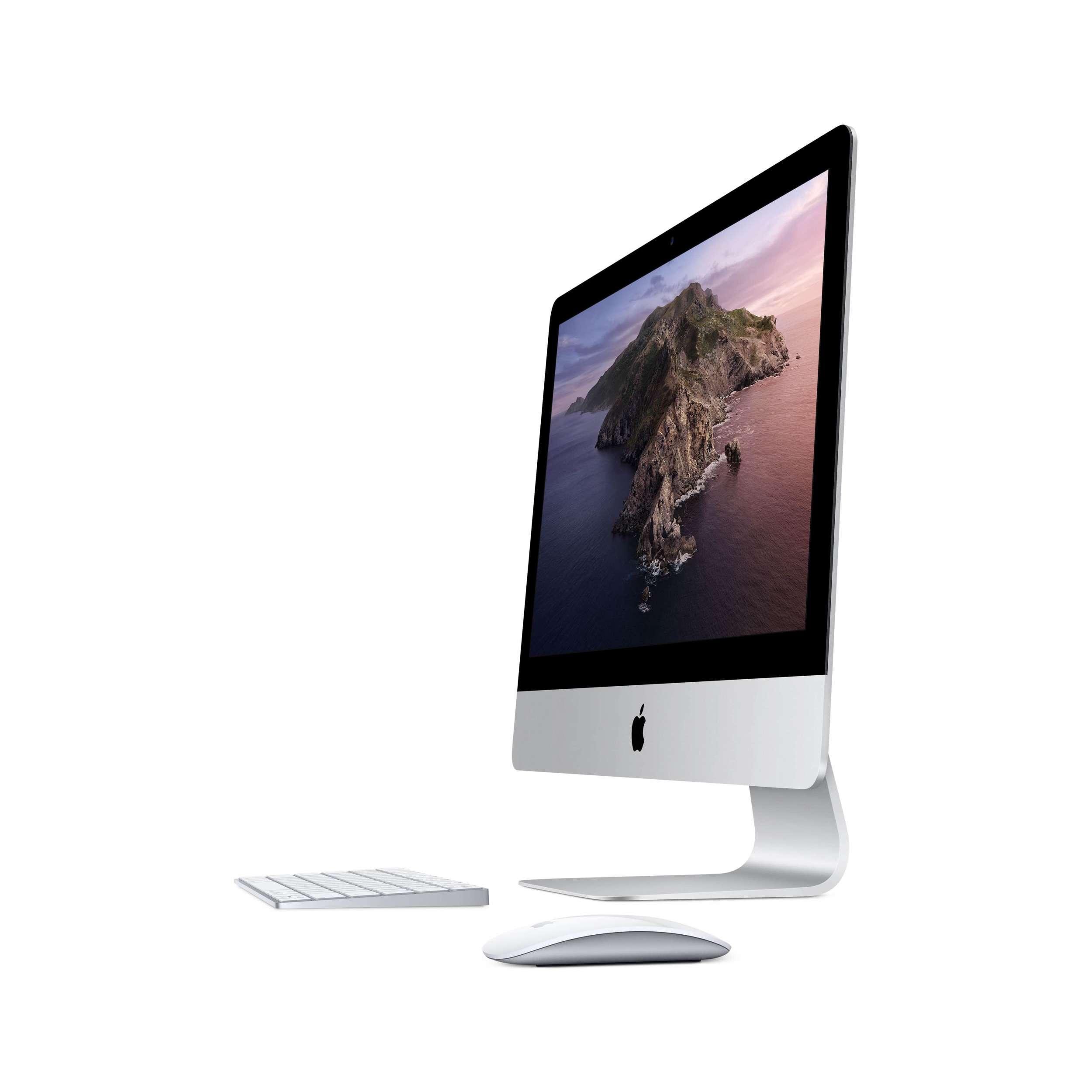 iMac 21.5 inç 4K 3.6GHz QC i3 8GB RAM 1TB 2GB Radeon Pro 555X MRT32TU/A