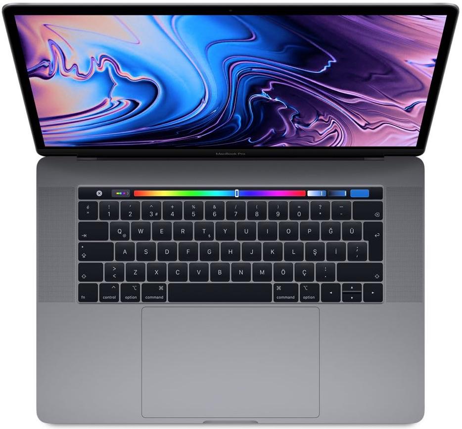 MacBook Pro 15'' TB 2.6GHz 6C i7 16GB 256GB S.Grey