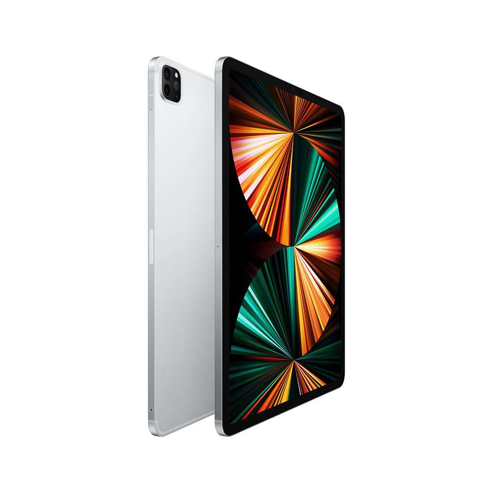 iPad Pro 12.9 inç Wi‑Fi + Cellular 128GB Gümüş MHR53TU/A