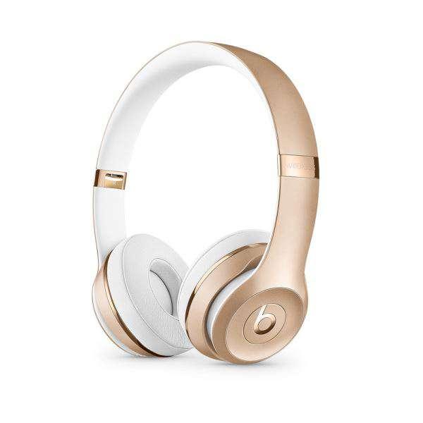Beats Solo3 Kablosuz Kulaklık - Gold