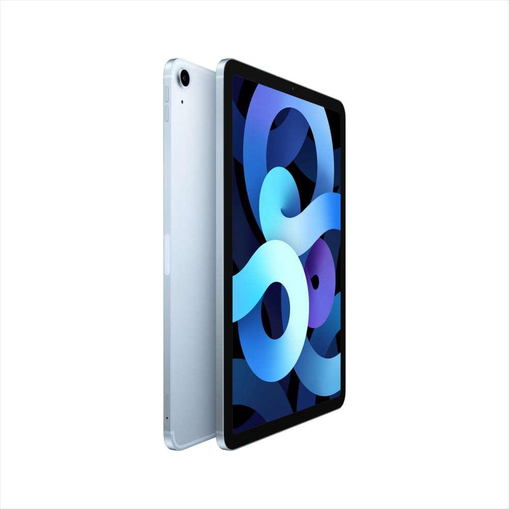 iPad Air 10.9 inç Wi-Fi + Cellular 64GB Gök Mavisi MYH02TU/A