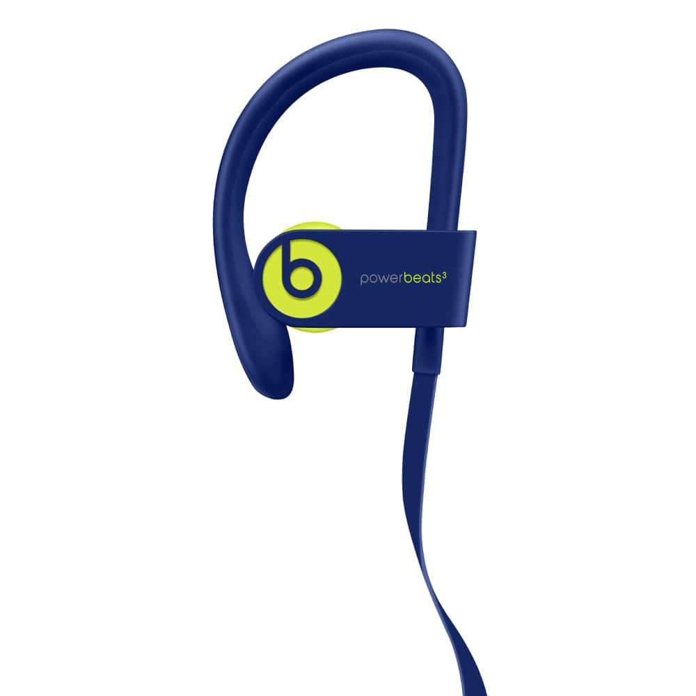Powerbeats3 Kablosuz Kulaklık Pop Indigo MREQ2ZE/A