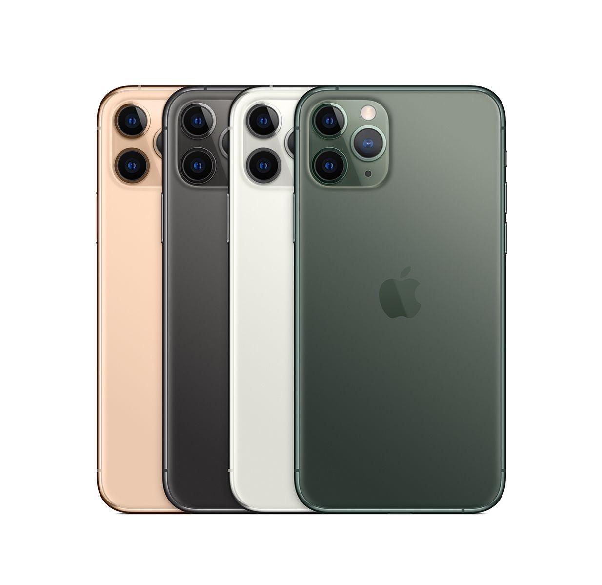 iPhone 11 Pro 256GB Gece Yeşili