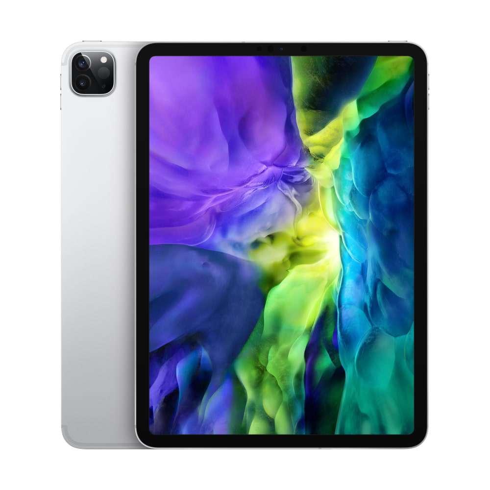 iPad Pro 11 inç Wi-Fi + Cellular 512GB Gümüş MXE72TU/A