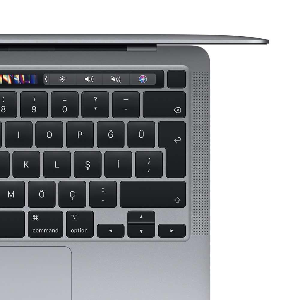MacBook Pro 13.3 inç M1 8C 8GB RAM 256GB SSD Uzay Grisi MYD82TU/A