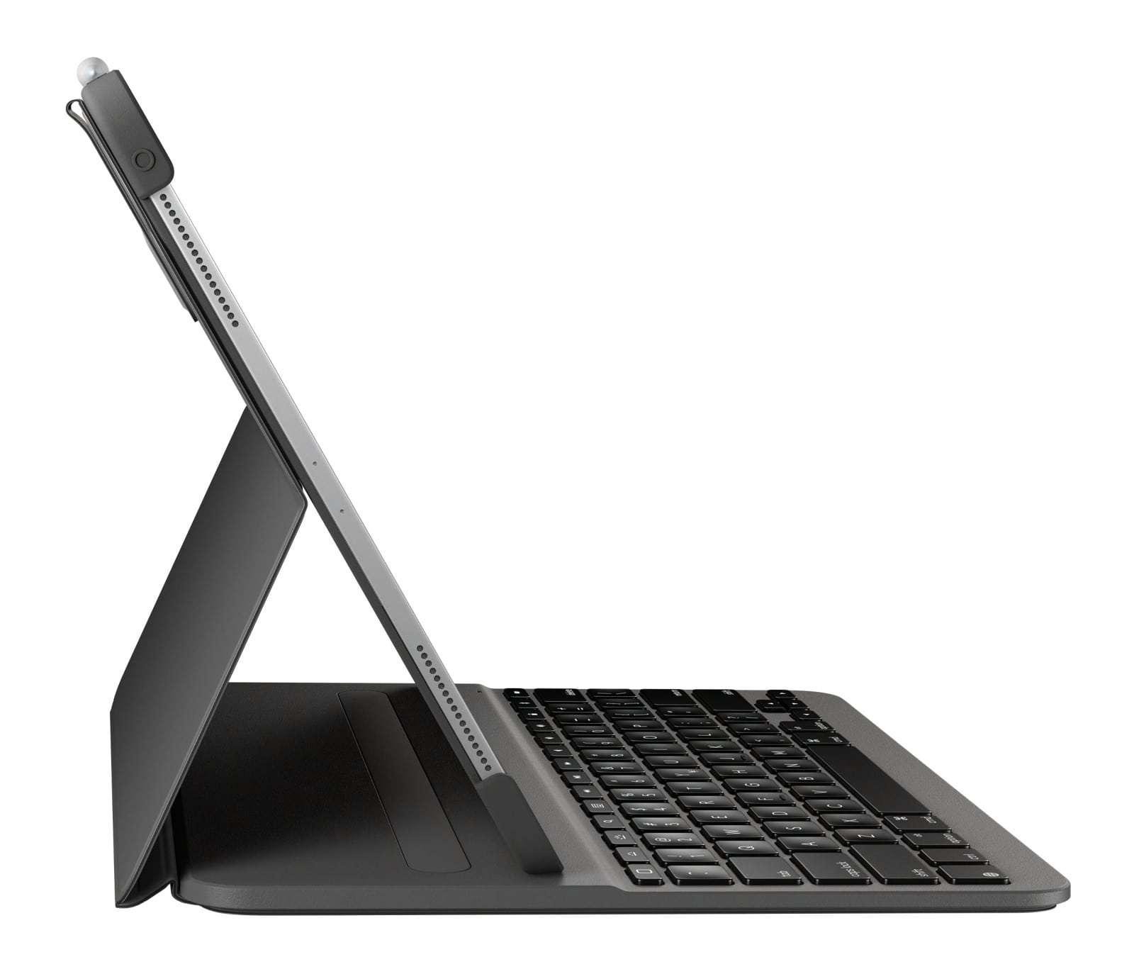 iPad Pro 12.9 için Logitech Slim Folio Pro Klavye 920-009711