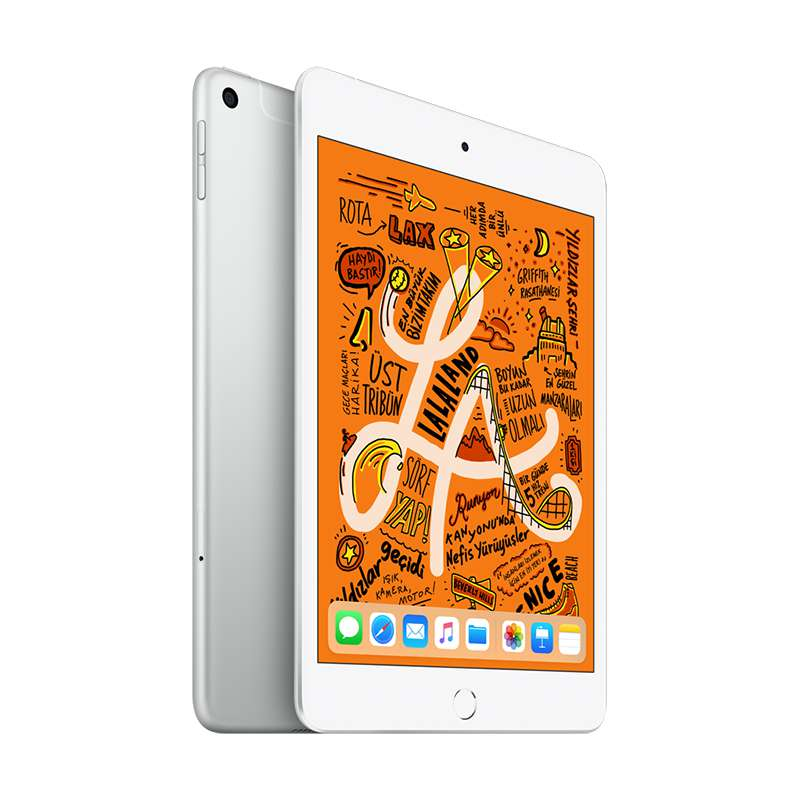 7.9 inç iPad mini Wi-Fi + 4G 64GB - Silver