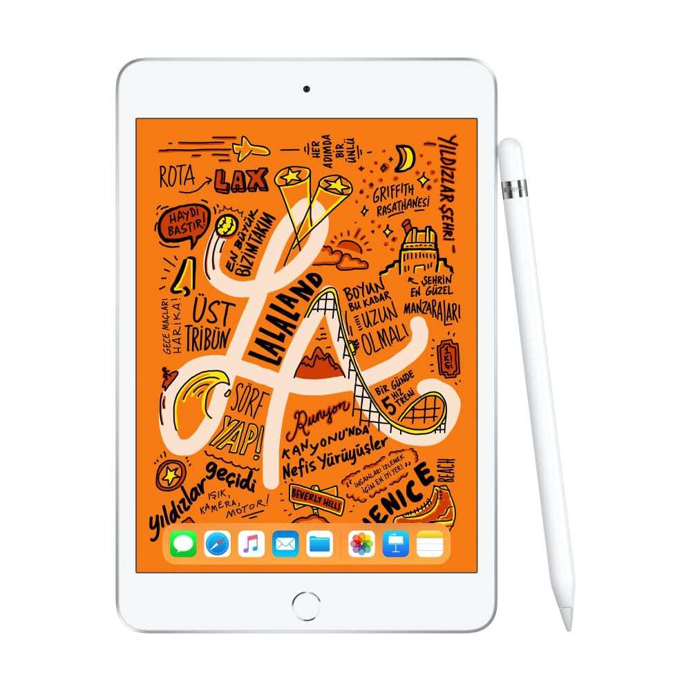 iPad mini 7.9 inç Wi-Fi 256GB Gümüş MUU52TU/A