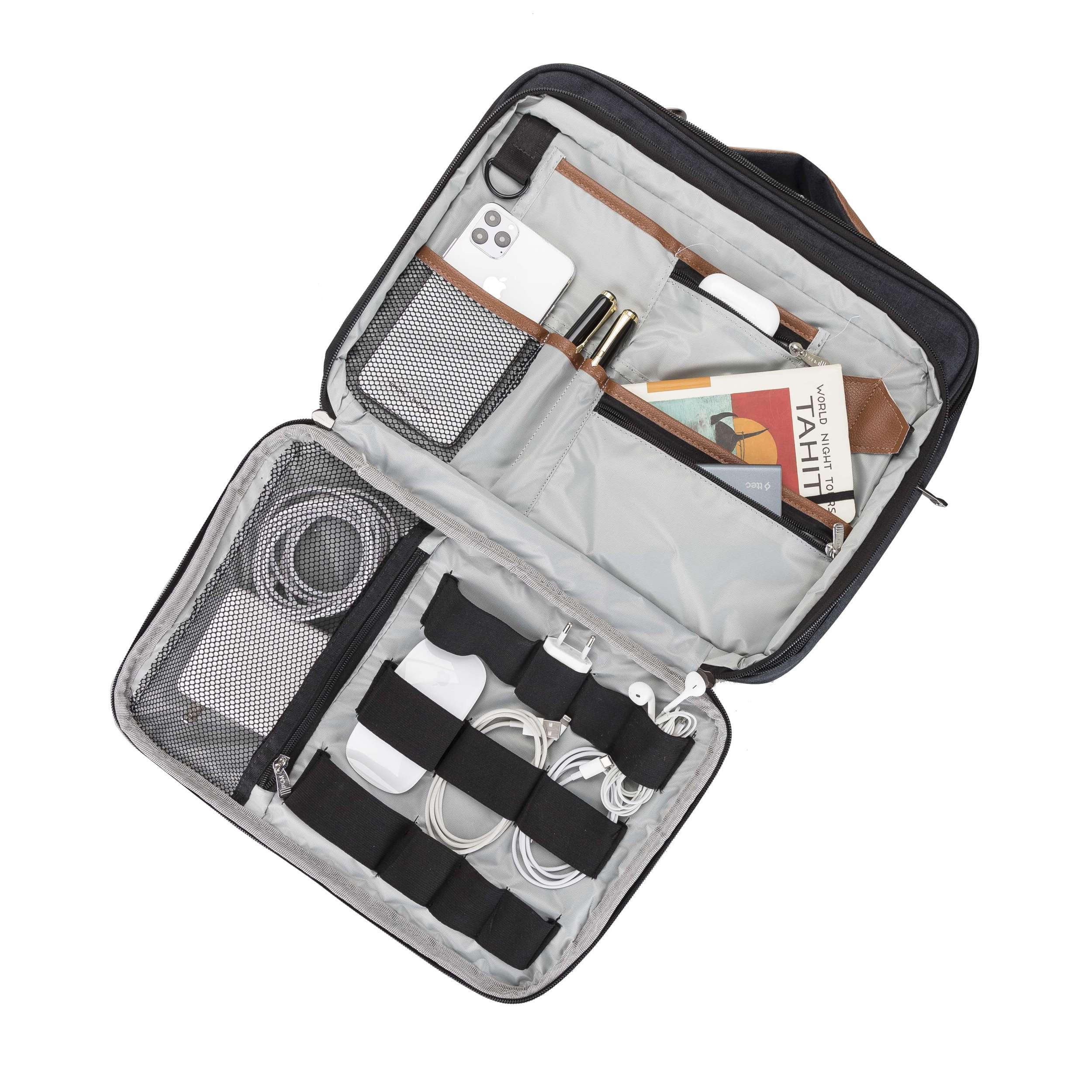 PT 16 inç SmartPack Notebook Çantası Siyah