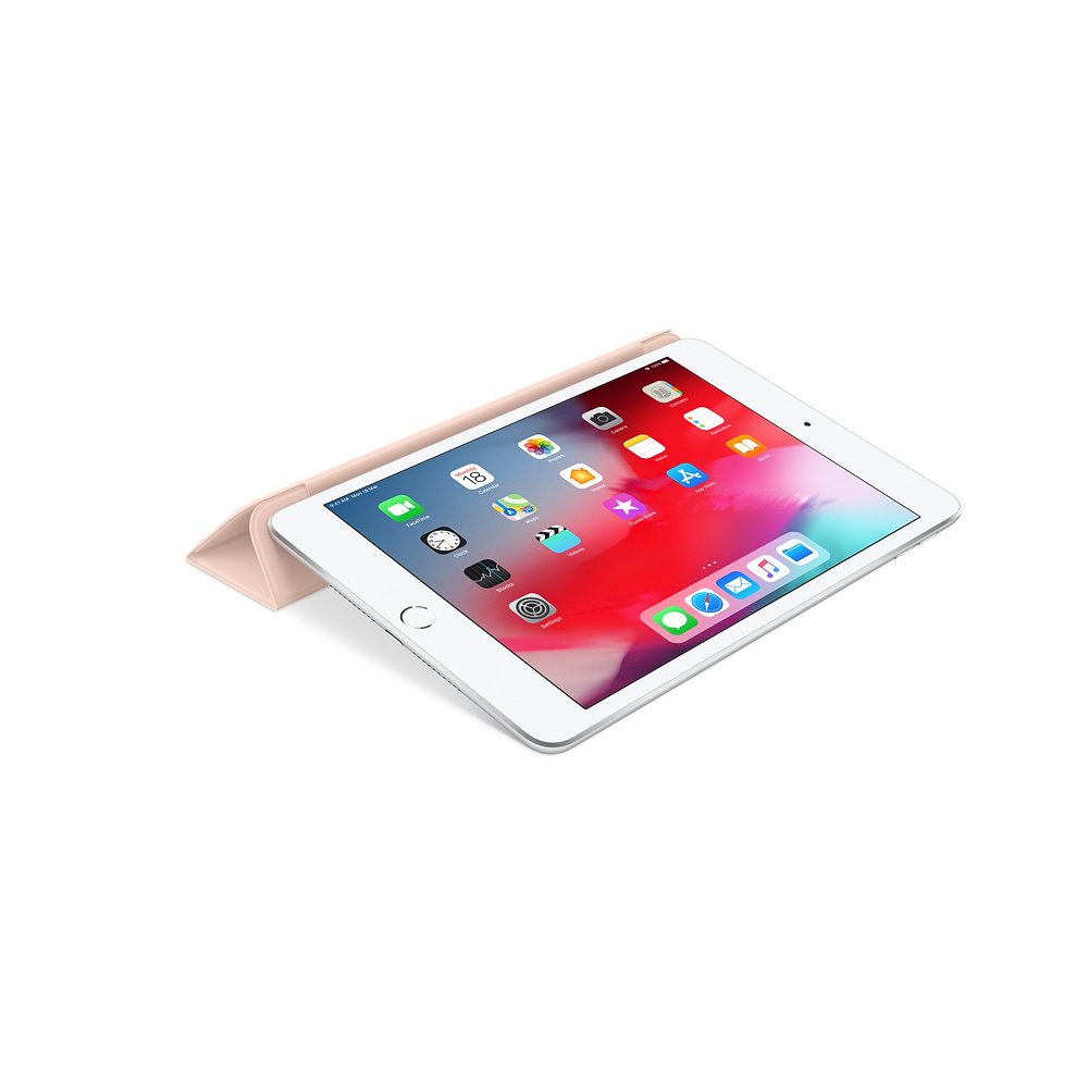 7.9 inç iPad Mini Smart Cover Kılıf - Kum Pembesi