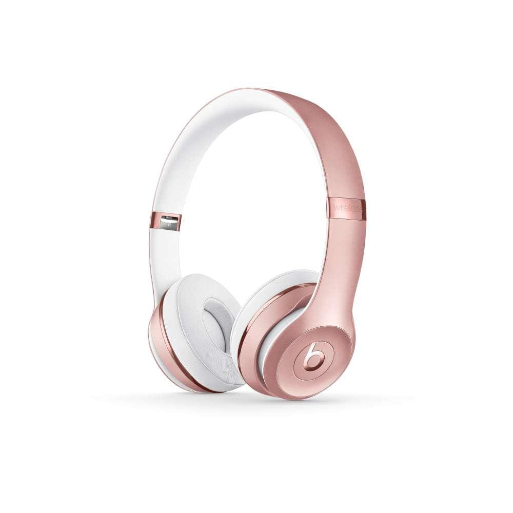 Beats Solo3 Kablosuz Kulaklık Rose Gold MNET2EE/A