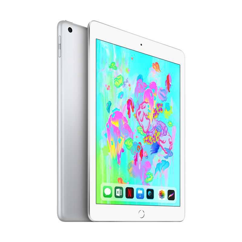 Apple iPad Wi-Fi Gümüş MR7K2TU/A 128 GB 9.7 Tablet