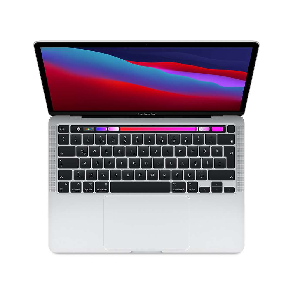 MacBook Pro 13.3 inç M1 8C 16GB RAM 512GB SSD Gümüş Z11F0007Y