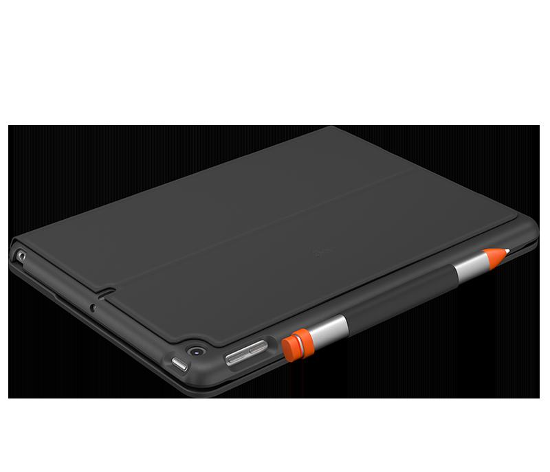 iPad 10.2 inç için (7. Nesil için çıkarılabilir klavyeli) Logitech Slim Combo 920-009481