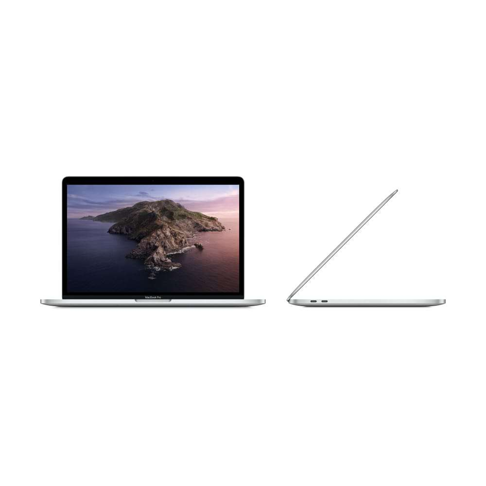 MacBook Pro 13 inç Tocuh Bar 1.4GHz QC i5 8GB RAM 256GB SSD Gümüş MXK62TU/A
