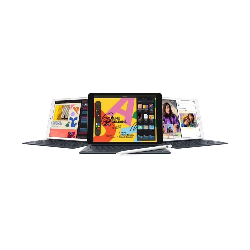 iPad 10.2 inç Wi-Fi + Cellular 128GB Uzay Grisi MW6E2TU/A