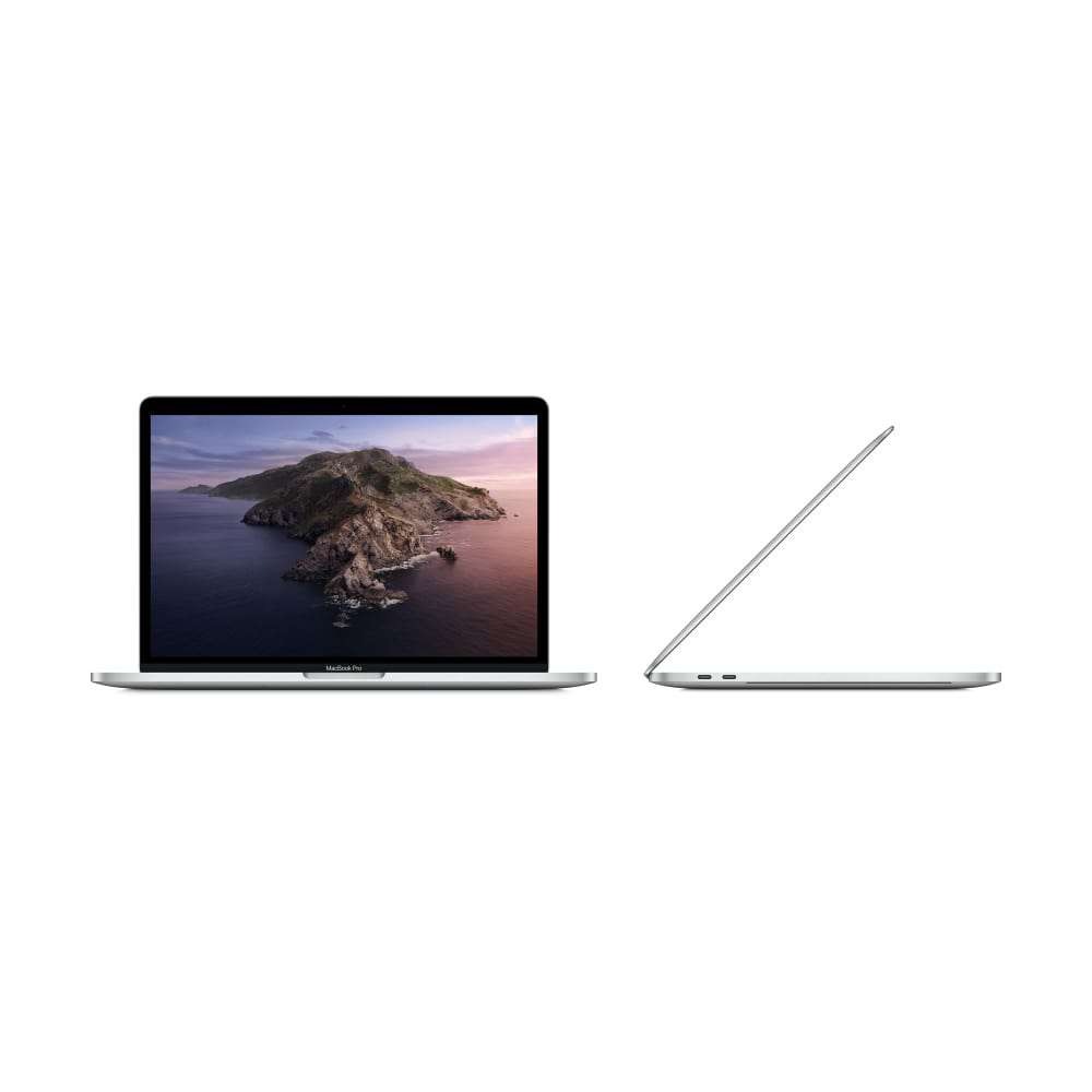 MacBook Pro 13 inç Touch Bar 2.0GHz QC i5 16GB RAM 1TB SSD Gümüş MWP82TU/A